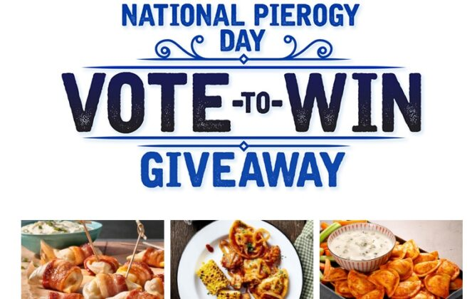 Mrs Ts VOTE TO WIN Recipe Giveaway