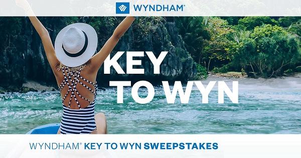 Wyndham Key to Wyn Sweepstakes