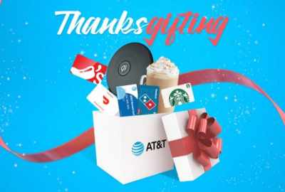 AT&T Thanks Gifting Sweepstakes