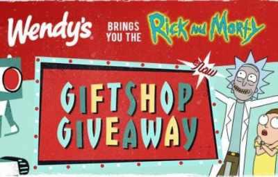 Adult Swim Wendy's Giftshop Giveaway
