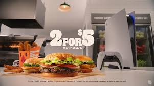 Burger King PS5 Contest
