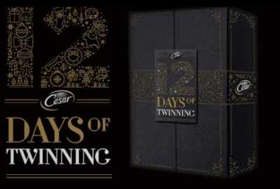 CESAR 12 Days of Twinning Sweepstakes