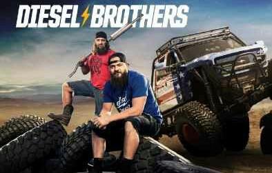 Diesel Brothers Nighttrain Giveaway