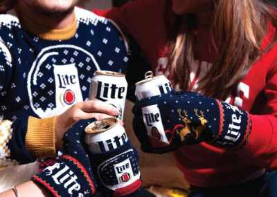 Miller Lite Holiday Sweepstakes