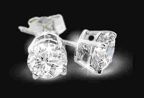 SuperJeweler Diamond Studs Giveaway