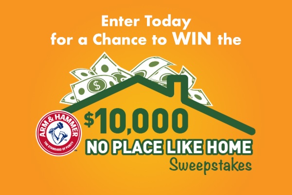 Arm & Hammer Home Sweepstakes