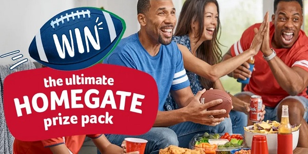 Bud light NFL Homegate Sweepstakes