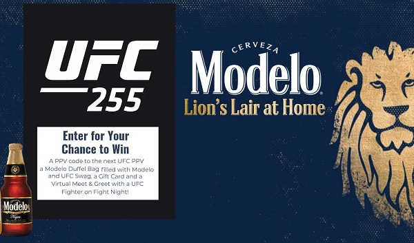 Model Lion's Lair At Home Sweepstakes