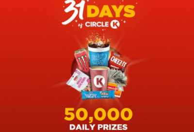 31 Days of Circle K Sweepstakes
