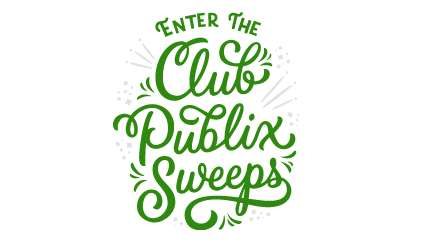 Club Publix Sweepstakes Winter
