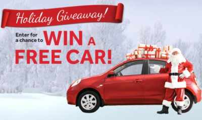 Direct Auto Holiday Giveaway