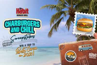 Habit Burger Charburger And Chill Sweepstakes