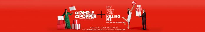 TLC Holiday Sweepstakes
