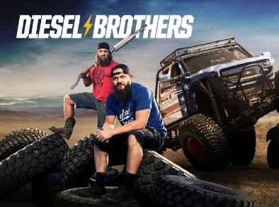 Diesel Brothers Renegade Giveaway