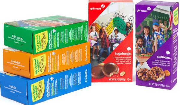 ClickOnDetroit Girl Scout Cookie contests Giveaway