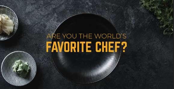 Favorite Chef Contest 2021