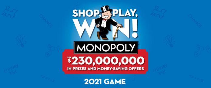 Albertsons Monopoly Game