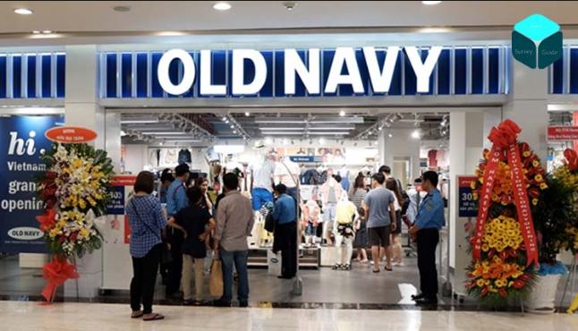Old Navy Feedback Survey